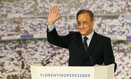 Florentino Perez 2009