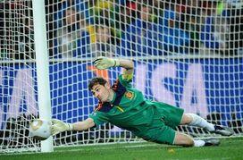 Casillas seleccion