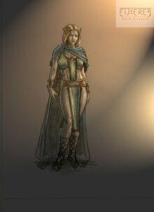 Elf-clothed