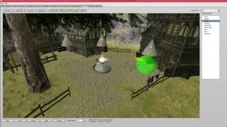 Building an MMO with RCCE Part 3 - Actors, Particles and Suns