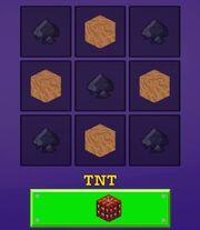 TNT crafting