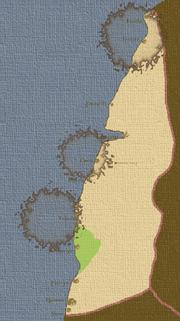 Tonjirian Province Map