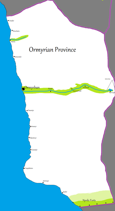 Ormyrian Province