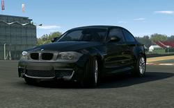 BMW 1 Séries M Coupé