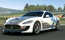 Maserati GranTurismo MC Stradale 100