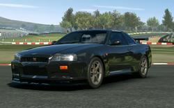 Nissan Skyline GT-R V-Spec (R34)