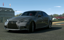 Lexus IS 350 F Sport (2014)
