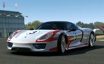 Porsche 918 Spyder Pack Weissach