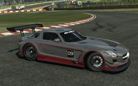 Mercedes SLSAMGGT3
