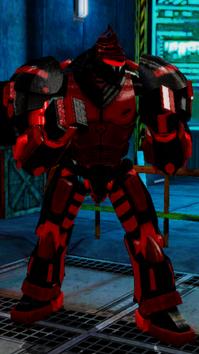 Dark Red 002
