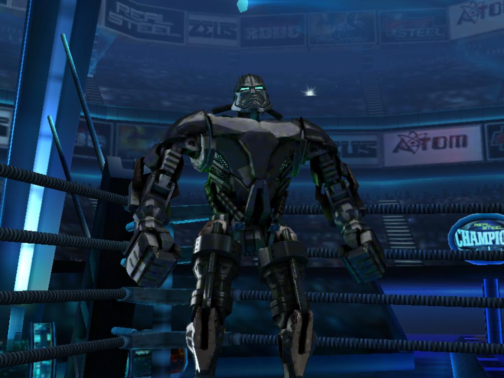 image - zeus in real steel champions | real steel wiki | fandom