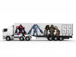 Trucksteam