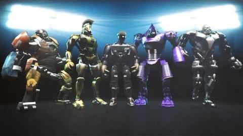 Real Steel Champions - Legends Update Official Trailer