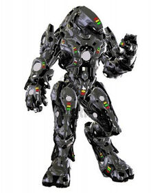 9861186-3d-rendering-fighting-robot-from-the-future