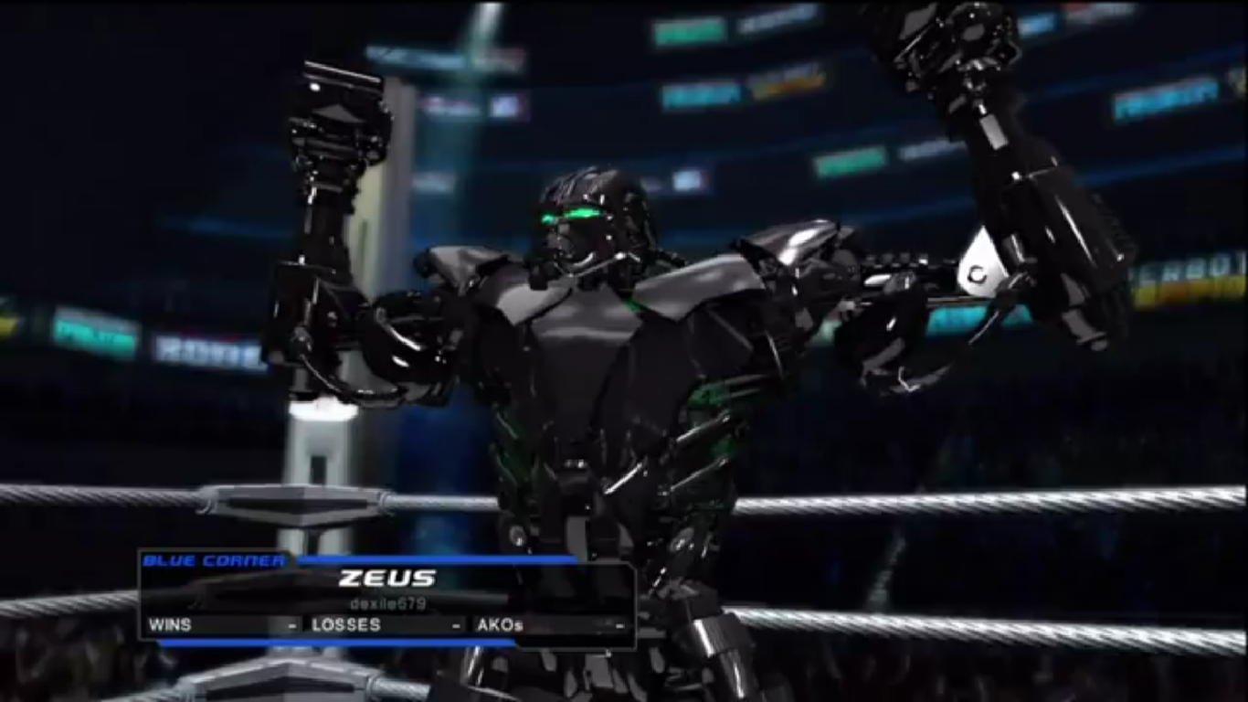Image - Zeus-game.png | Real Steel Wiki | FANDOM powered by Wikia