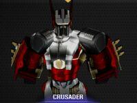 Crusader Portrait