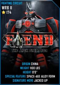 Fiend 002