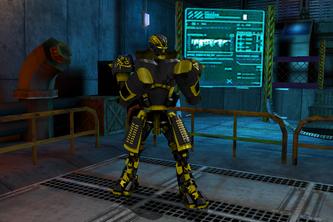 Enforcer 004