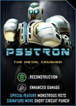 Psytron Card