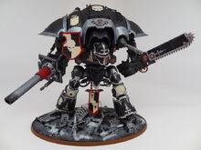 Warhammer 40k imperial obsidian knight titan by justinsoli-d7e2dvy