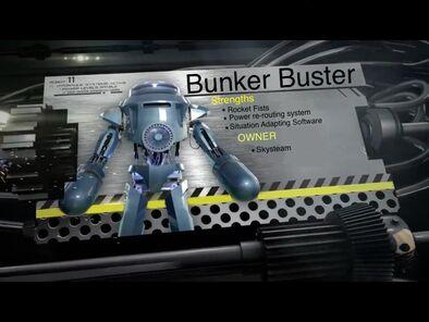 Bunker Stats