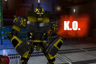 Enforcer 006