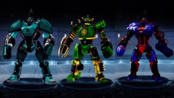 Hybrid Warriors 3