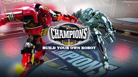 REAL STEEL CHAMPIONS- Official Cinematic Launch Trailer