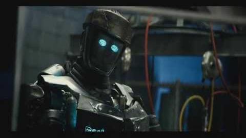 Real Steel - Atom's Creator