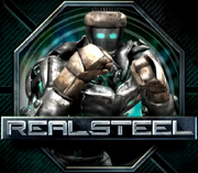 Real Steel Game logo