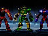 The Hybrid Warriors