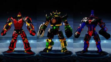 Hybrid Warriors 2
