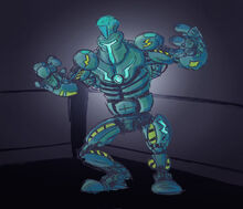 Thor real steel by inkydragon-d52jft0