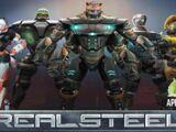 Real Steel The Game