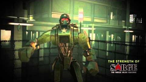 Real Steel World Robot Boxing - Mega Updates