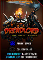 Dreadlord Card