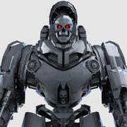 Skull robot 02