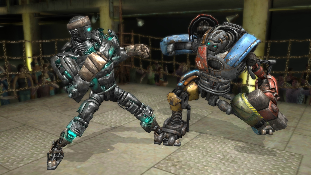 Real steel to be discontinued this september [update].