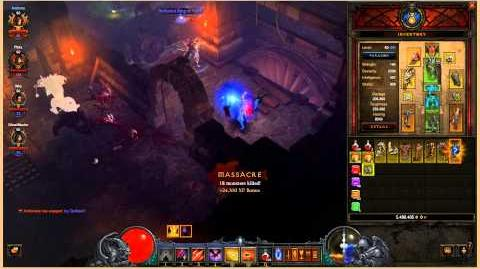 Diablo III The new Torment Dificulty Gameplay