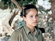 Girls-israel-army