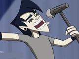 Emo singer