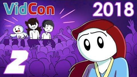 Intense Animation Squad Panel VidCon 2018 Recap PART 2