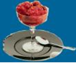 Raspberry Melon Sherbet