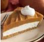 Double pumpkin pie