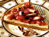 Strawberry-Mascarpone Dessert Pizza