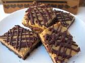 Mocha cheesecake squares