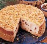 Peanut peanut butter cheesecake