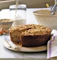 Cardamom Streusel Coffee Cake