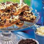 Toffee-Topped Bars