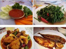 Various side dishes
